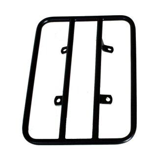 Gepäckträger für hinteren Kotflügel, schwarz