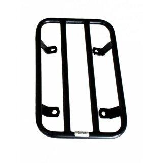 Gepäckträger für Beiwagenkotflügel, schwarz