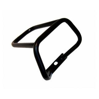 Schutzkorb für Beiwagenleuchte, schwarz