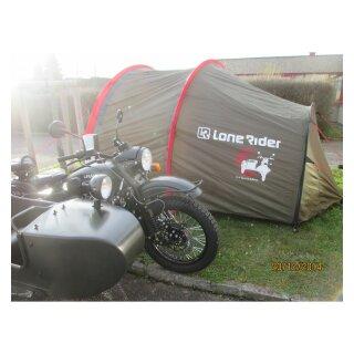 Lone Rider Ural Zelt