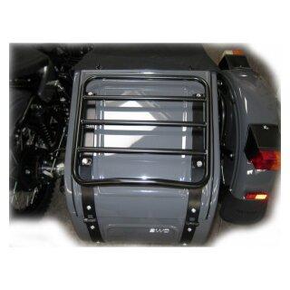 Gepäckträger für Kofferraumdeckel, schwarz