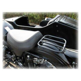 Gepäckträger für 2/3 Sitz, schwarz