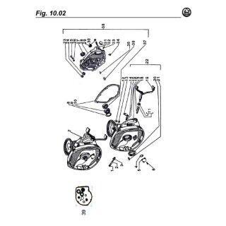 Getriebedichtsatz 650 cc